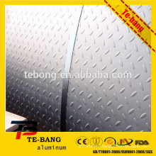 Embossed kraftpaper packaging aluminium sheet /coil with competitive price