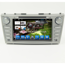 Navegación auto de la radio del GPS del coche del fabricante 2din para Toyota Camry 2008 2009 2010 Android 7.1 de calidad superior con el disco