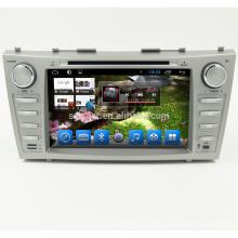 Fabricant 2din GPS Auto Radio Navigation pour Toyota Camry 2008 2009 2010 Android 7.1 Top qualité avec disque