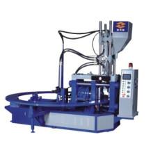 Machine de moulage par injection de chaussures en gelée (vis verticale)
