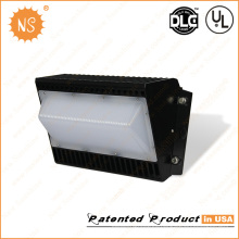UL (E478737) Dlc enumeró los paquetes de la pared de IP65 8000lm 80W LED ligeros