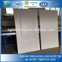 White Melamine Moulded Door
