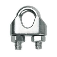 Grampo em U de grampo de cabo de aço eslinga de levantamento durável forte