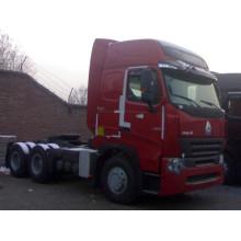 Nouveau type de camion tracteur Sinotruk HOWO A7 6X4 pour les Émirats Arabes Unis
