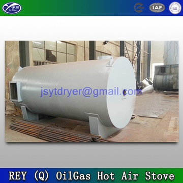 REY Oil Gas Hot Air Stove