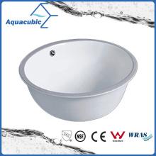 Bathroom Basin Underounter Ceramic Sink (ACB2001)