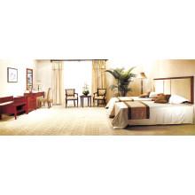 Conjuntos de quarto modernos de mobiliário de hotel de luxo