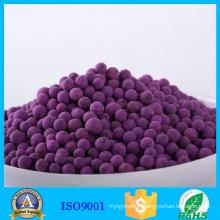 activated alumina potassium permanganate removal formaldehyde