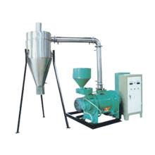 Máquina de trituração plástica do moedor plástico de Pulverizer / Miller do PVC