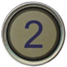 Pièces d'ascenseur, ascenseur pièces--bouton-poussoir (AK-04)