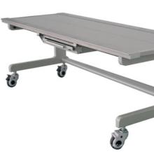 Table de radiographie simplifiée adaptée à tous les types d'utilisation de la radiologie tels que les appareils de radiographie médicale et vétérinaire