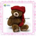 Niedlicher Teddybär Weiches Weihnachtsspielzeug (XDT-0036Q)