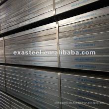 ASTM A500 Vierkantrohre