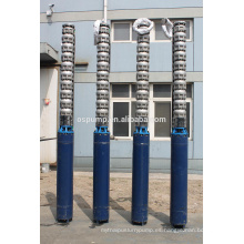 bomba de agua sumergible multietapas Bomba sumergible eléctrica de acero inoxidable