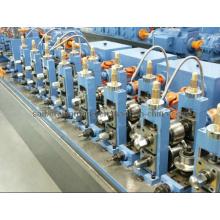 Máquina de fabricação de tubos de solda de alta freqüência
