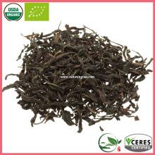 Fournisseur certifié biologique certifié Taiwan Gaba Black Tea