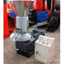 Molde de prensado en frío Paddy Straw Biomass Particles Granulator Pressing