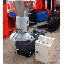 Cold Pressing Mold Paddy Straw Biomass Particles Granulator Pressing
