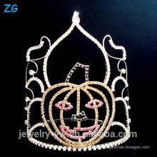 Corona de cristal de Halloween de la representació Corona de Halloween