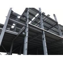 Diseño de construcción de chapa metálica de diseño personalizado Estructura de acero Warehouse