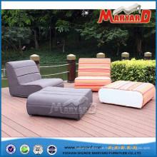 Freizeit gepolstertes Sofa im Freien