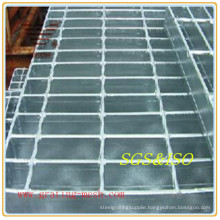 Hot Dipped Galvanizing Steel Grating