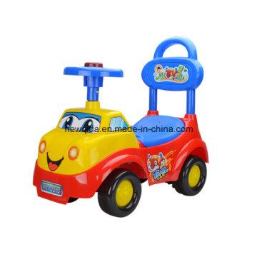 Hochwertige Twist Swing Baby Walker Auto mit Bremsfunktion