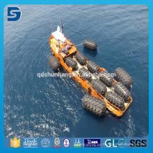 SGS certificó neumático Rubber Ship To Port Fender