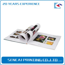 High quality custom color cheap popular adult magazine printing