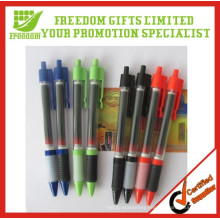Promotional Logo Printed Ballpoint Pull Out Banner Pen
