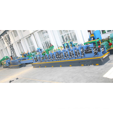 Square welded pipe tube roll forming line