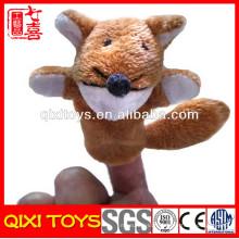 animal marionnette à doigt perou jouet marionnette à doigt renard