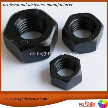 ASTM A194 Grade 2H Heavy Hex Nuts