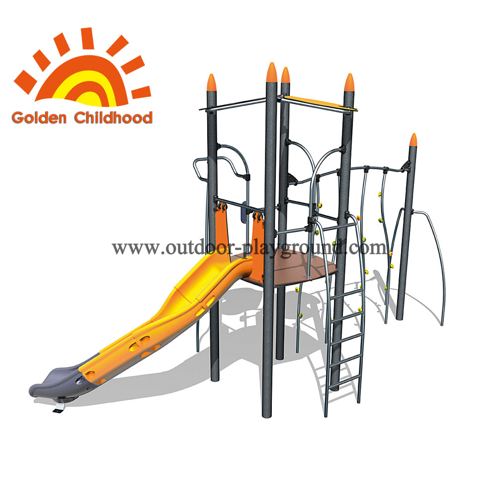 Children fitness nice design outdoor playground equipment