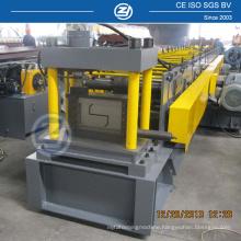 Interchangable Z Purlin Rollforming Machine