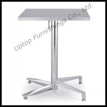 Напольный складывая квадрат из нержавеющей стали бистро стол (СП - MT020)