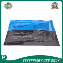 Ветеринарные препараты левамизолового порошка (20%)