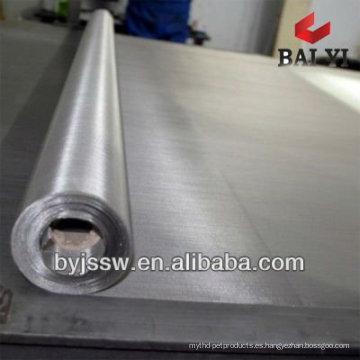 304,306,316 Fábrica directa de malla de alambre de acero inoxidable