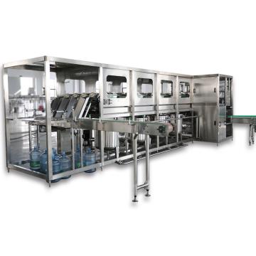 Planta de producción embotellada de agua de la máquina de rellenar del barril de 5 galones