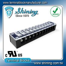 TB-33511CP Conector de terminal de fila doble de 300V 35A de 11 clavijas