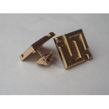 Emblema novo do pino da lapela do metal do ouro da forma venda
