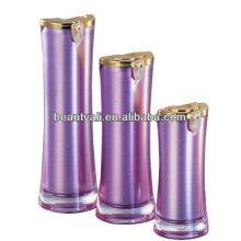 Bouteille acrylique Conteneur cosmétique