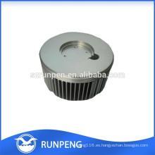 La precisión de aluminio a presión las piezas del radiador de la luz del LED