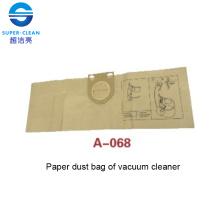 Бумажный мешок пыли пылесоса