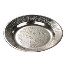 Нержавеющая сталь тарелка с дешевым ценой