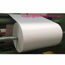White Laminated Rigid PVC Film for Embossed Ceiling Film