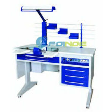 estação de trabalho dental (pessoa singular) (equipamentos de laboratório dentário) (Modelo: AX-JT7) (CE aprovado)