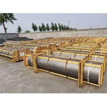 металлокремниевый плавильный графитовый электрод uhp600 700