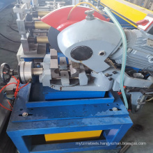ROUND SHAPE AND SQUARE SHAPE DOWNSPOUT ROLL FORMING MACHINE