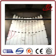 Permeabilidade ao ar do tecido de poliéster PU tubo revestido